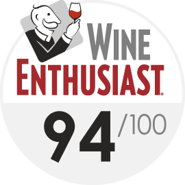 2019   Wine Enthusiast 94/100